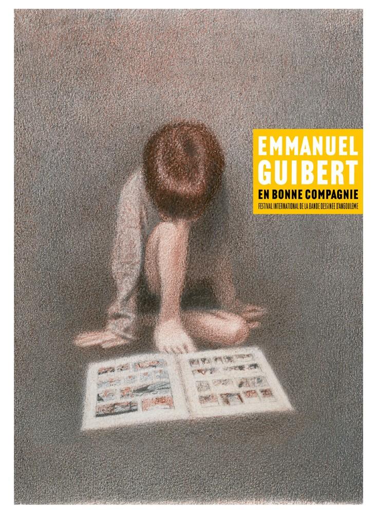 Emmanuel Guibert, en bonne compagnie