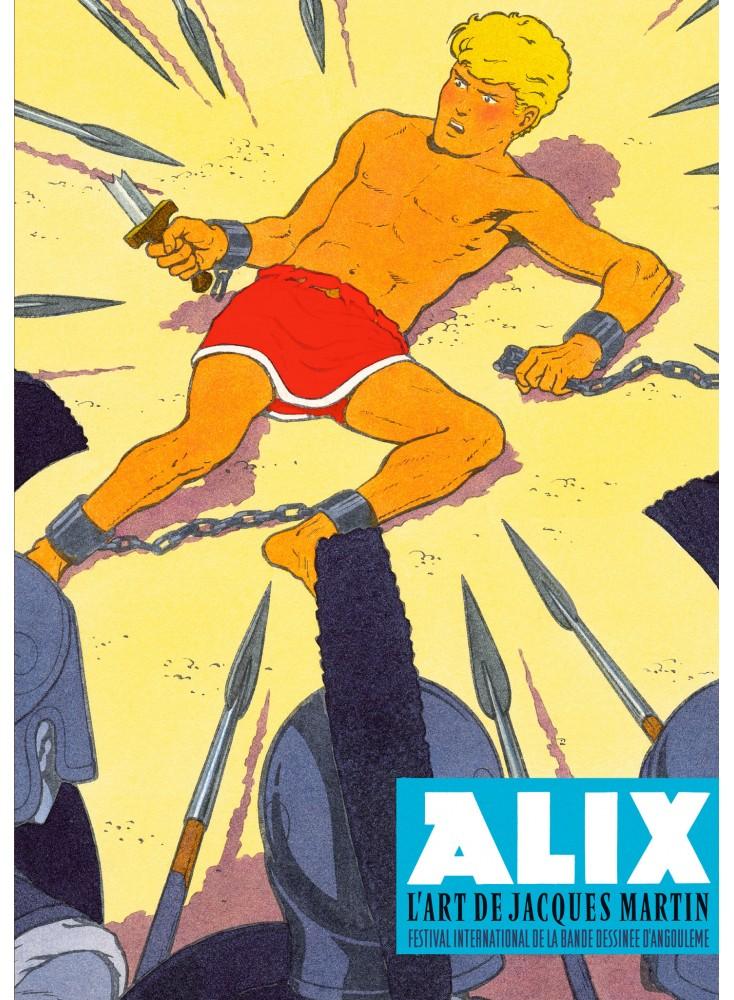Alix – L'art de Jacques Martin