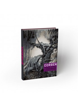 Catalogue d'exposition : Corben – Donner corps à l'imaginaire