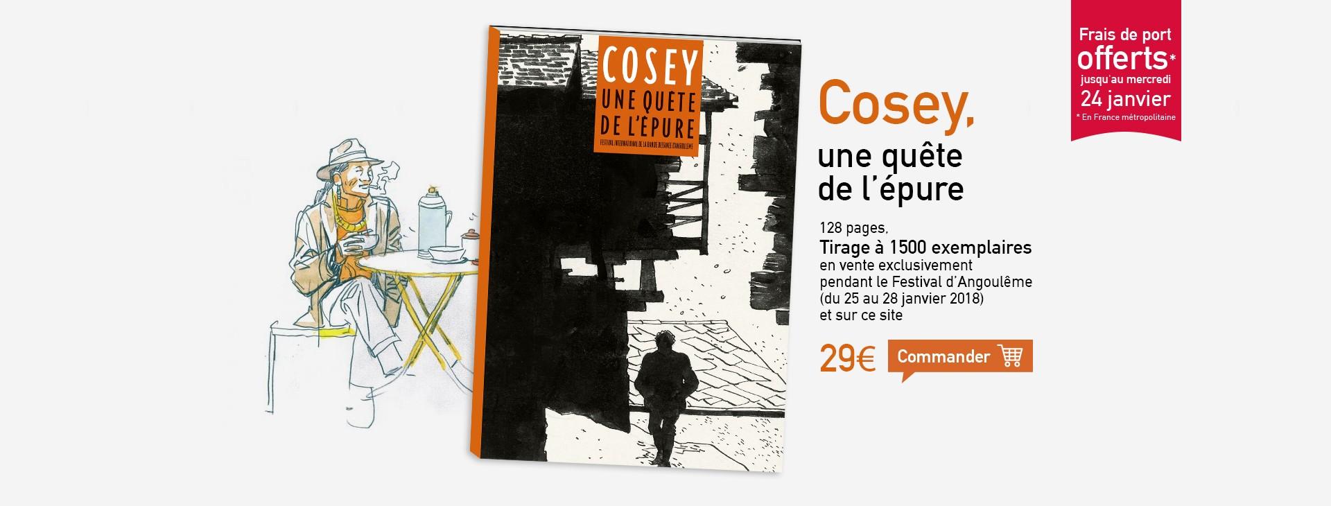 Cosey, une quête de l'épure